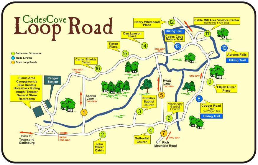 Cades Cove Part 1 (4/6)