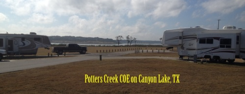 Potters Creek - Canyon Lake