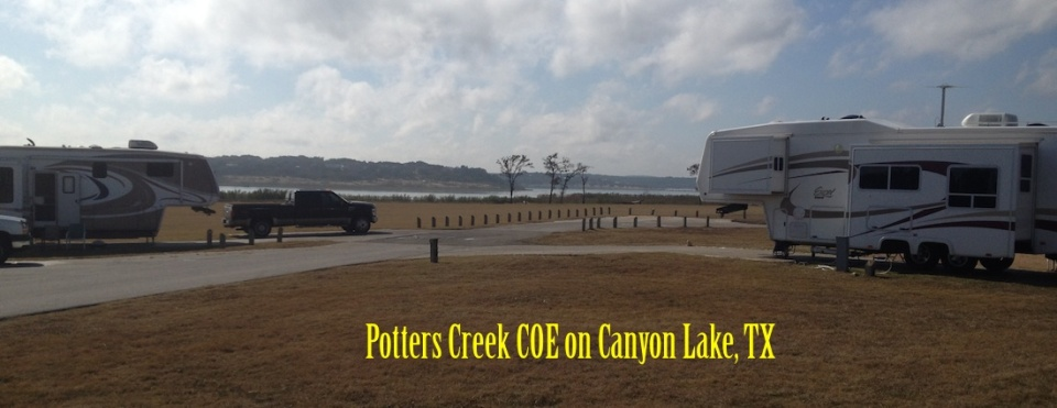 Potters Creek - Canyon Lake