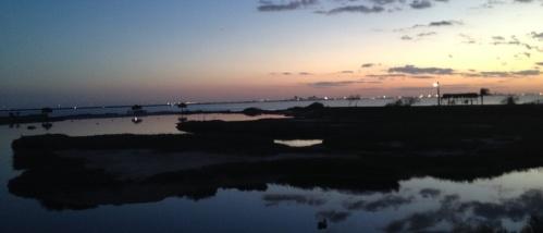 Sea Breeze Sunset