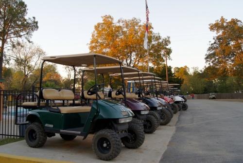 Yogi Golf Carts