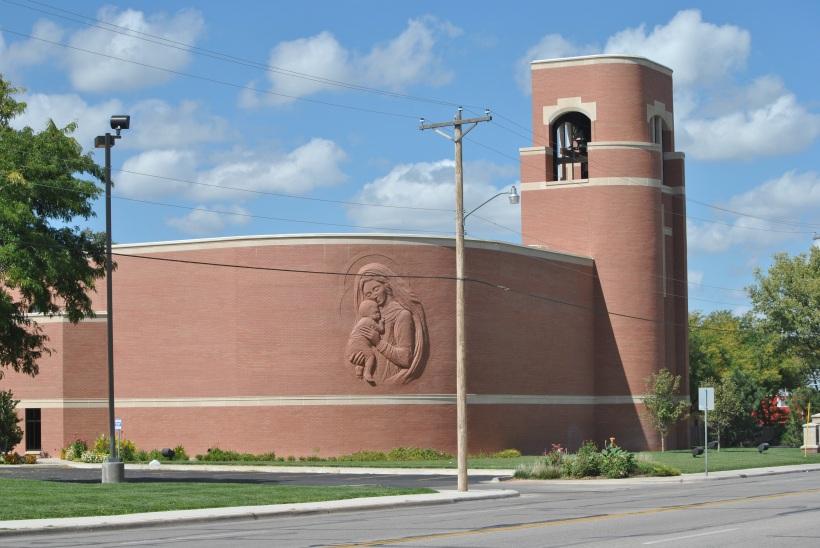 St. Mary's Catholic Church - Amarillo