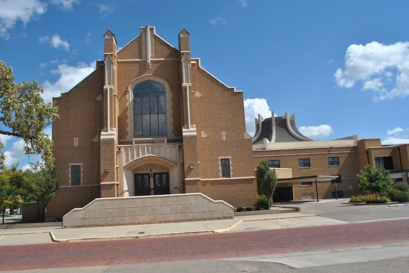 Central Christian Church - Amarillo