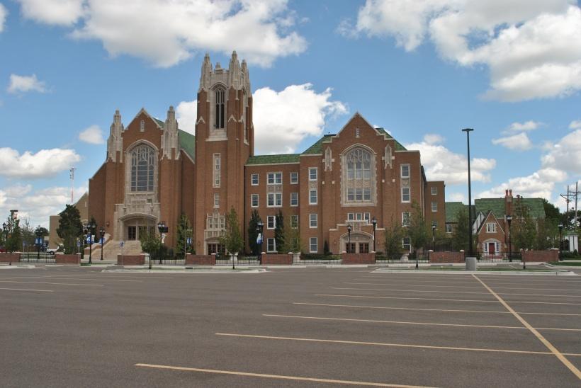 Polk Street United Methodist Church - Amarillo