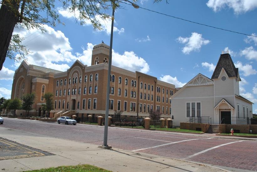 First Baptist Church - Amarillo