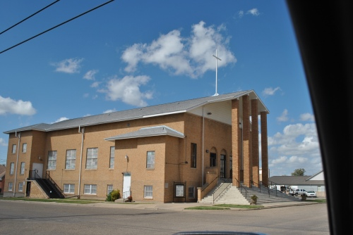 Mt. Zion Baptist Church - Amarillo