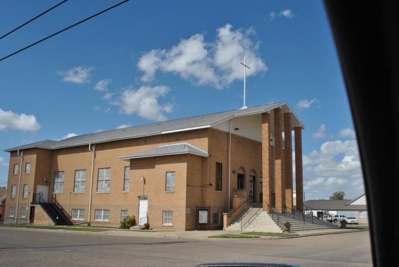 Mt. Zion Baptist Church - Amarillo
