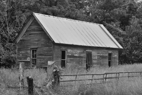 Missouri, Old Barn