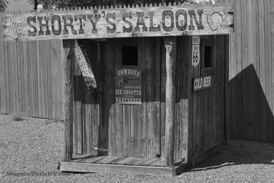 Shorty's Saloon
