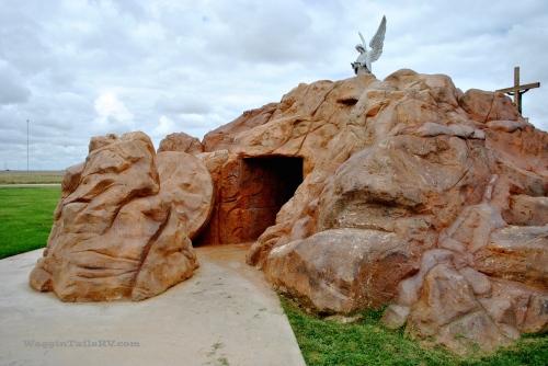 The Empty Tomb Groom, Texas