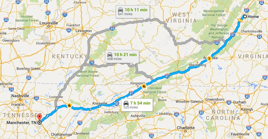 Virginia-Tennessee